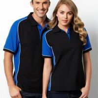 Biz Collection Mens Nitro Polo  Thumbnail