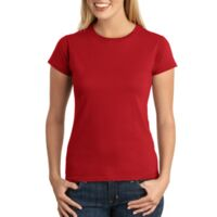 Gildan 64000L Ladies Summer T-Shirt S to 2XL  Thumbnail