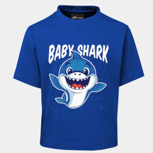 Baby shark - JB's Wear - 1KT - Kids Tee  Thumbnail