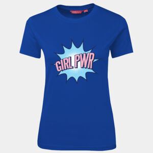 Girl Power - JB's Wear - 1LHT - Fitted Tee  Thumbnail
